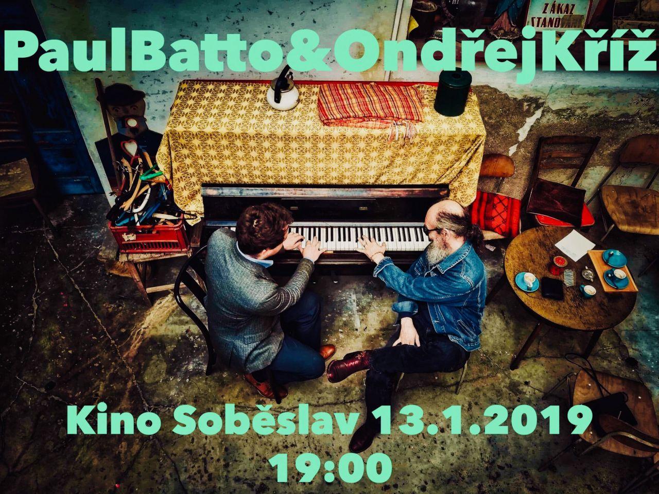 Koncert Paul Batto a Ondřej Kříž 1