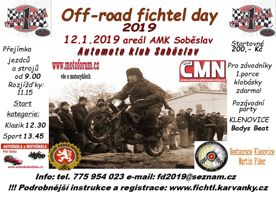 Off-road fichtel day 2019 1