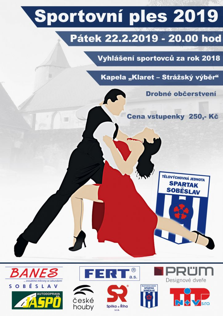 Sportovní ples 2019 1