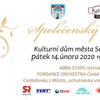 Společenský ples města Soběslavi  1