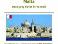Od Tábora na Maltu - opomíjený klenot středomoří 1