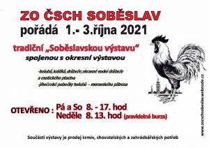 Tradiční chovatelská výstava opět v Soběslavi 1